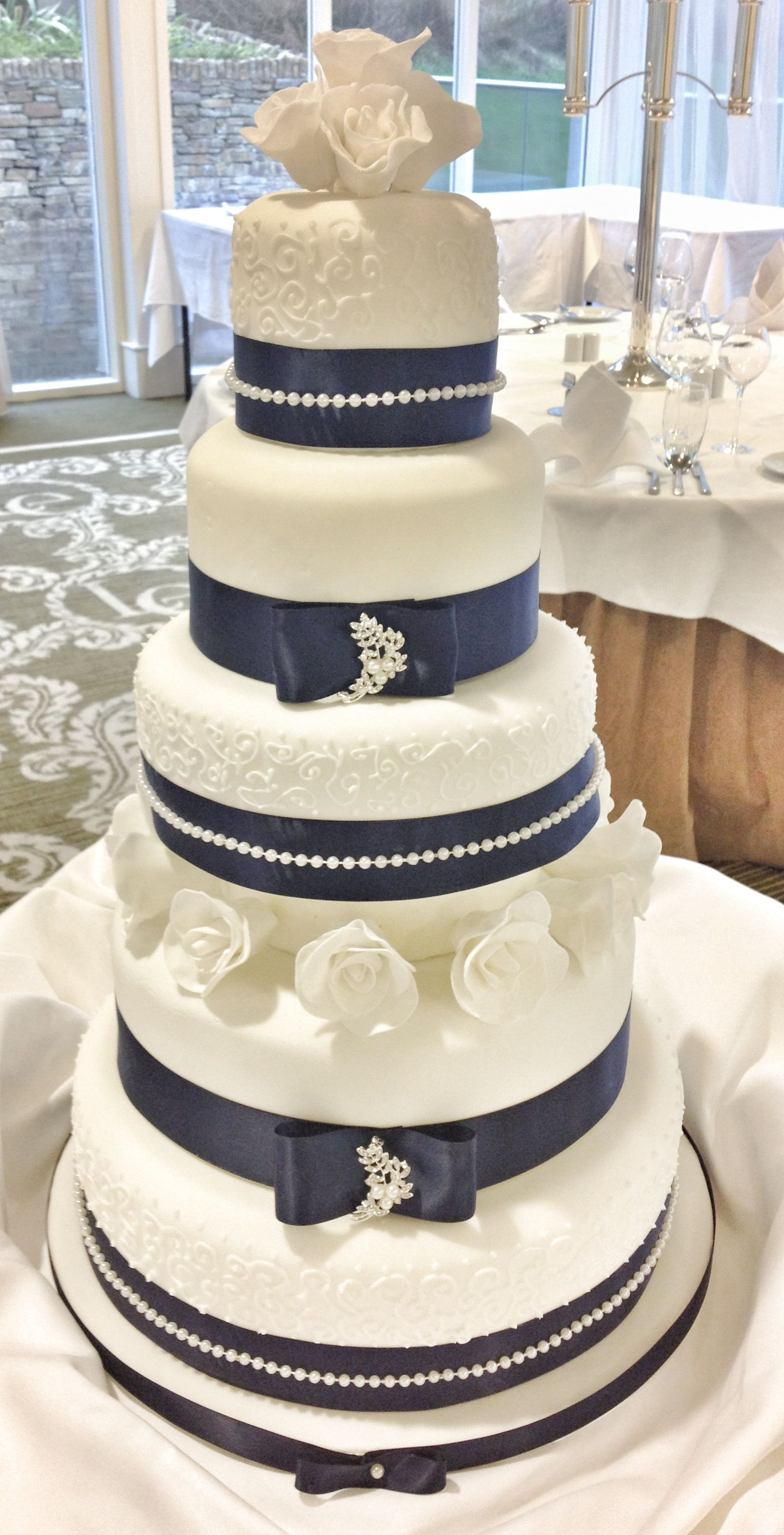 Fab #WeddingCake by chef Jenny at #LoughEskeCastle #Donegal | Food ...