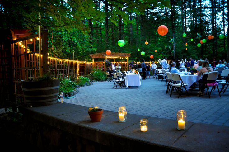 11++ Portland wedding venues that allow outside catering info