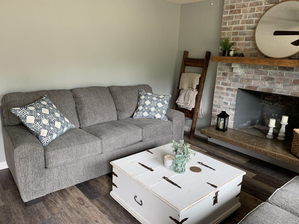 Lane Home Solutions Lane Home Solutions Redding Sofa Big Lots In 2020 Chenille Sofa Grey Chenille Sofa Stylish Seating #redding #gray #living #room #collection