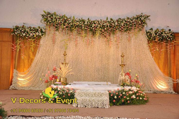 Pin by vinay on stage decorations in pondicherry pinterest stage wedding stage wedding details stage decorations wedding decorations pondicherry wedding dresses weddings collection bridal gowns junglespirit Choice Image