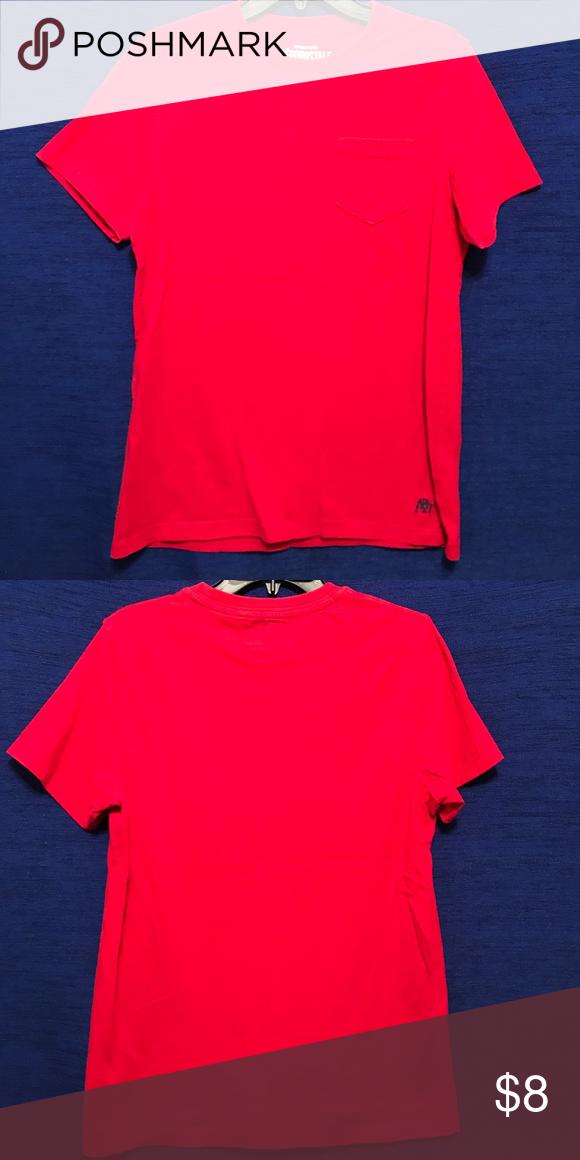 9c90fbc5 Aeropostale Men's sz large pocket t shirt Like new. Slim fit. Aeropostale  Shirts Tees - Short Sleeve