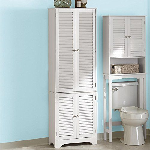 Brylanehome Louvre Linen Cabinet Gray0 More Info Could Be Found At The Image Url