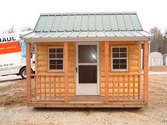 Barns, self storage units, gazeboes, playsets, garages ...