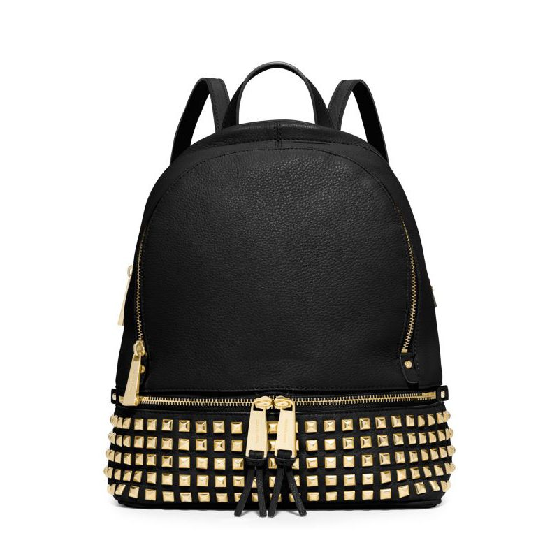 Studded Leather, Leather Bags, Real Leather, Leather Totes, Studded Backpack,  Backpack Bags, Tote Bag, Coach Handbags, Coach Bags