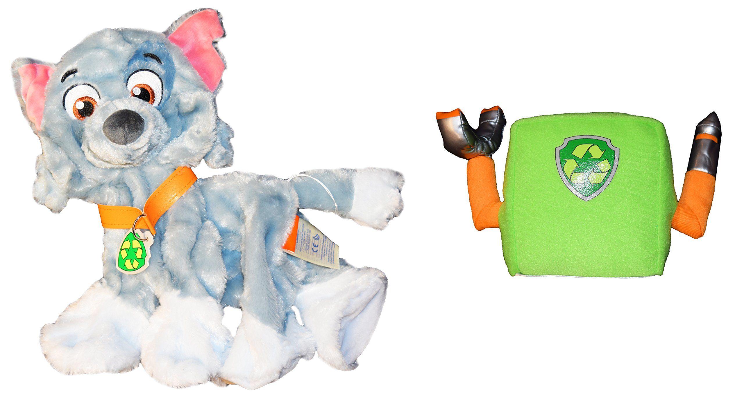 Build A Bear Paw Patrol UNSTUFFED 15 Rocky Plush Toy with