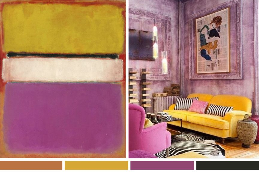 Cómo decidir una paleta de colores atrevida y acertar · How to decide on a bold colour palette and get it right | Dr. Livinghome. A modern DIY blog