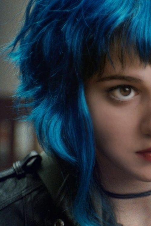 Ramona Flowers For The Geeky Me My Current Haircut Inspiracao