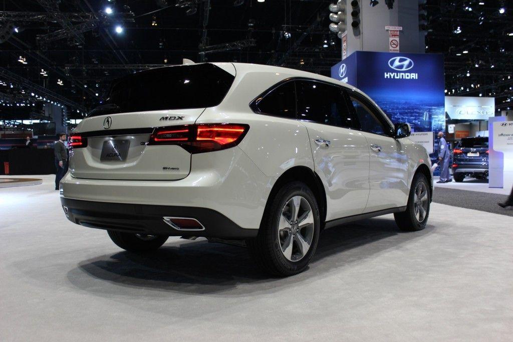 Acura MDX Acura Mdx Accessories Acura Mdx Advance - Acura mdx prices