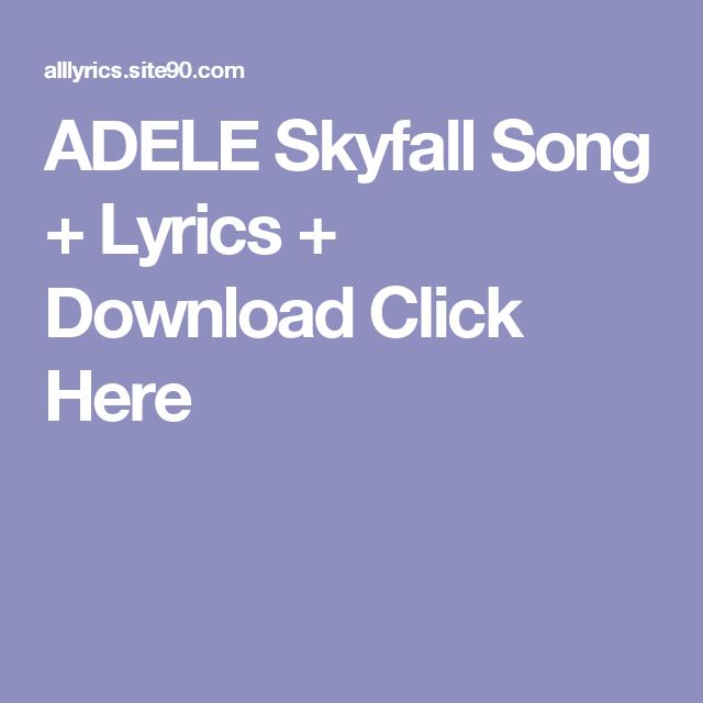 adele skyfall album torrent download