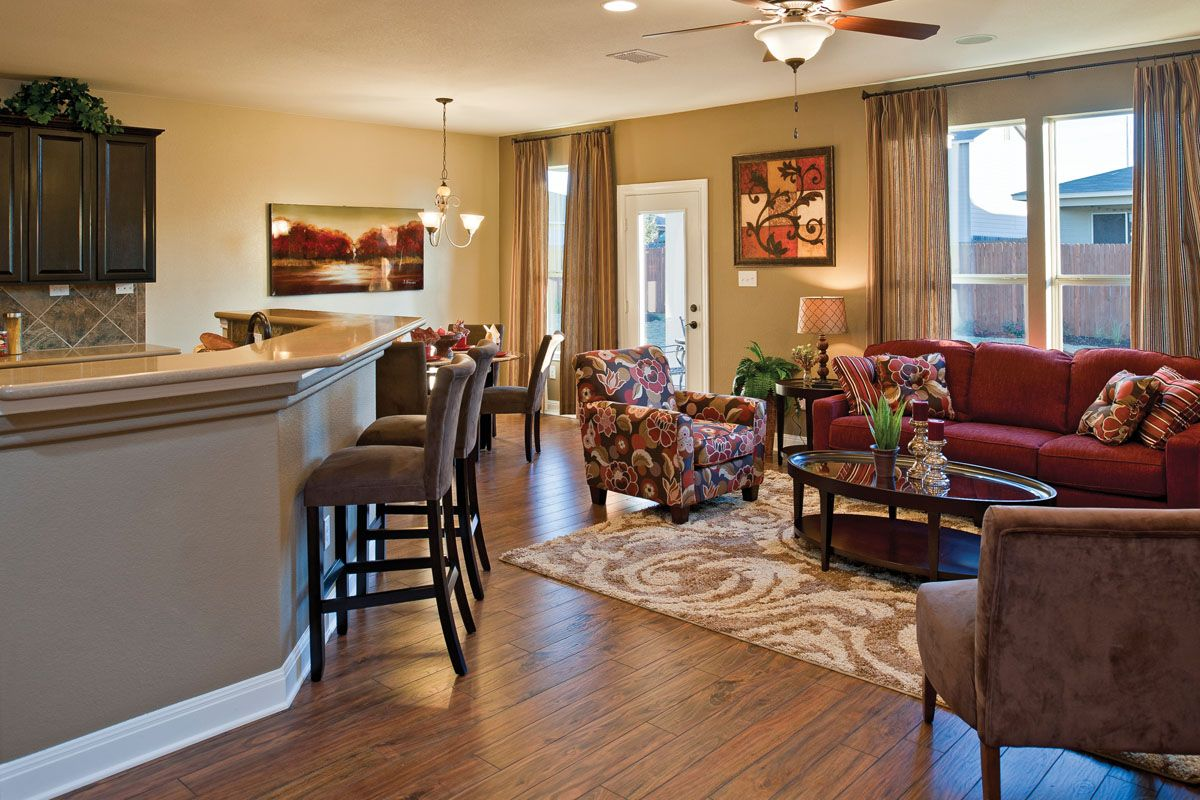 New Homes For Sale in San Antonio, TX by KB Home Home