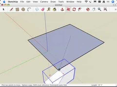 Sketchup Moving And Copying Like A Champ Part I Youtube Woodworking Tutorials Sketchup Woodworking Designs To Draw