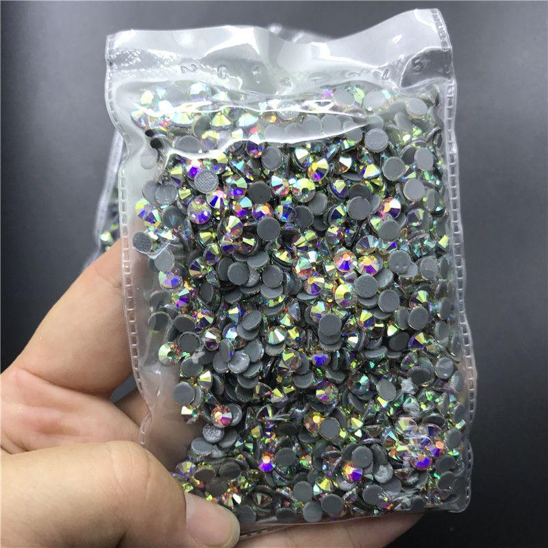 Varios Colores En multi-row Diamante Cristal Strass Brillantes Pulseras