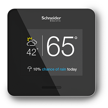 Schneider Electric Wiser Air Smart Thermostat With Images Best