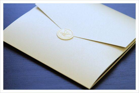 Diy Wedding Invitation Envelopments And Wax Seals Wax Seals Diy