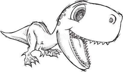 Cute Dinosaur Tattoos Google Search Dinosaur Drawing Dinosaur Tattoos Dinosaur Coloring Pages