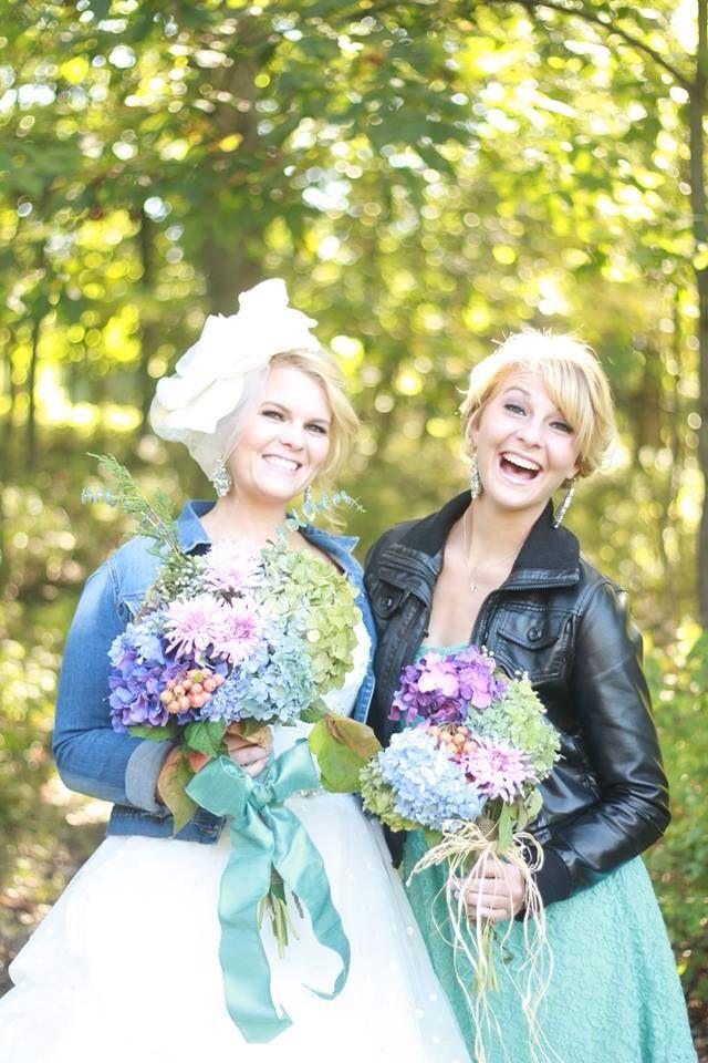Sister in future wedding