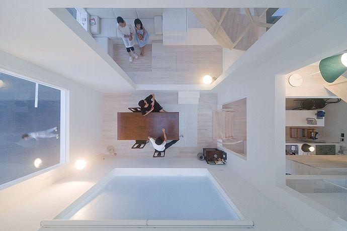 House h tokyo japan by sou fujimoto architects for O house sou fujimoto