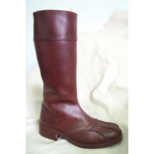 Firefly capitaine Malcolm Reynolds Cosplay Boot Chaussures