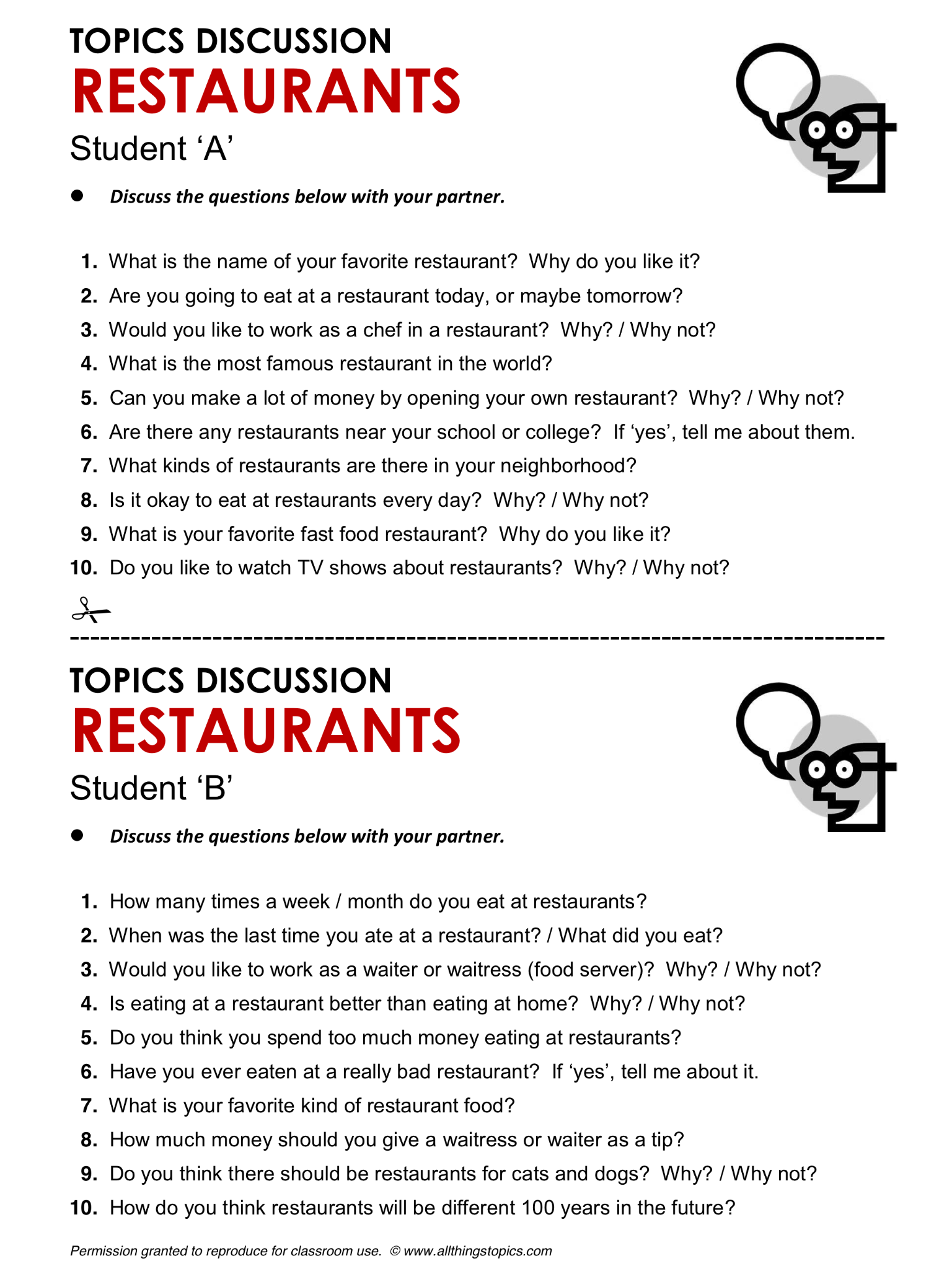 English Conversation Topics with Best Practices (PDF Download)