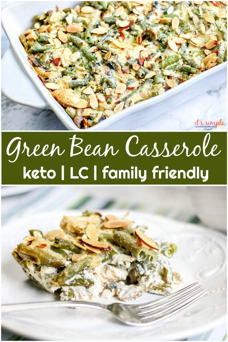 Gluten Free And Vegan Green Bean Casserole Recipe In 2020