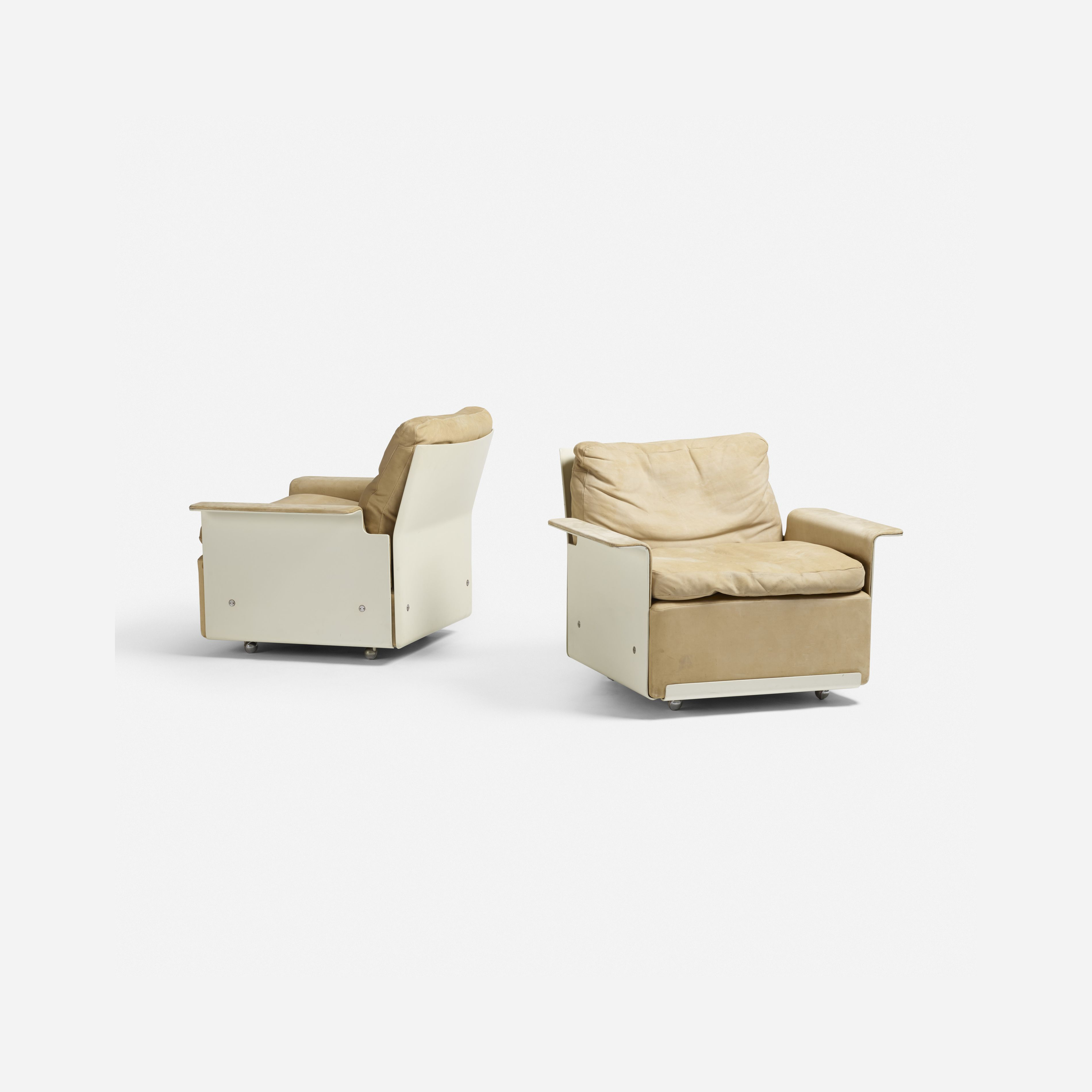 Miraculous 180 Dieter Rams First Generation 620 Lounge Chairs Pair Creativecarmelina Interior Chair Design Creativecarmelinacom