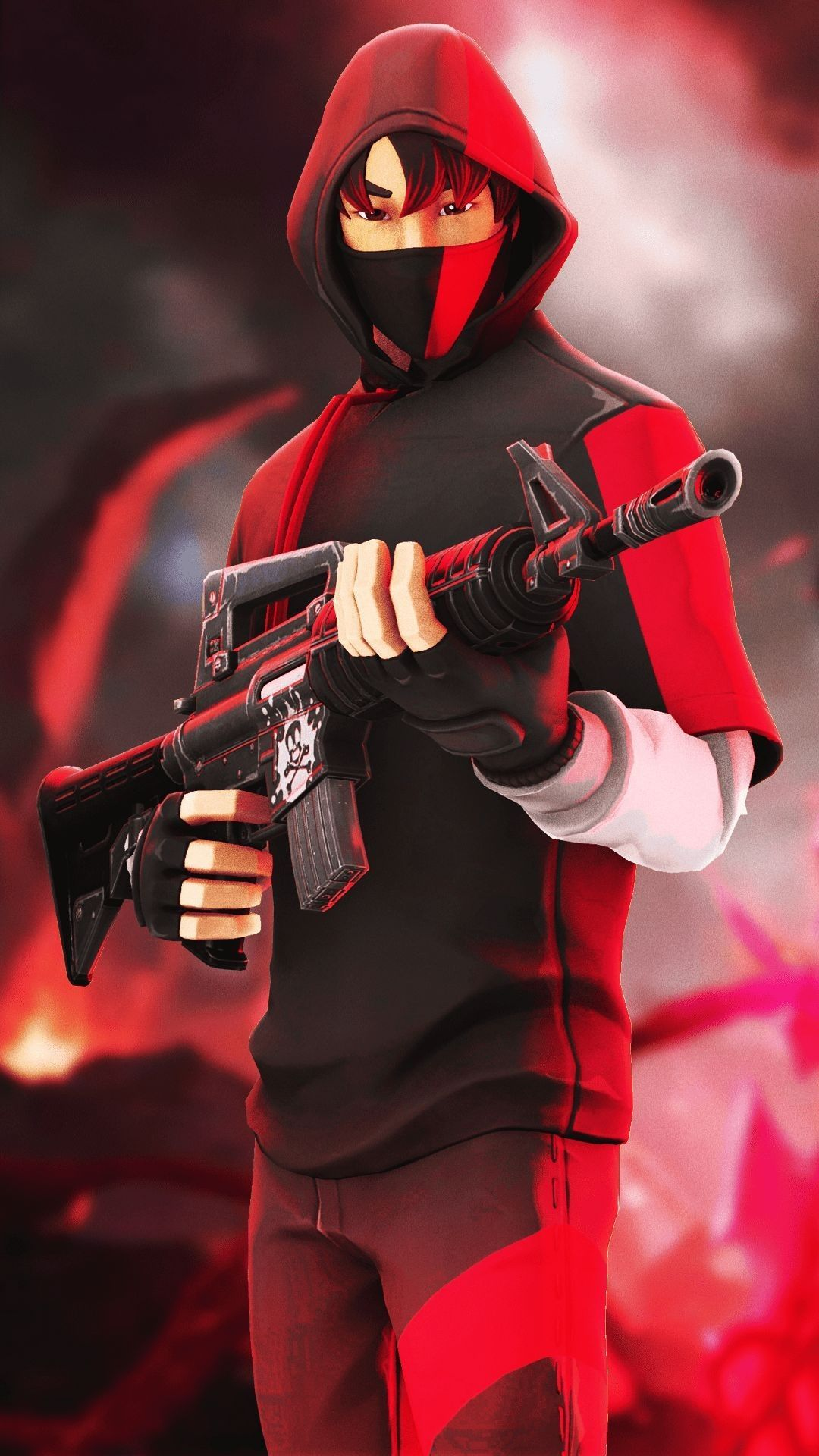 Miniatura Fortnite Ikonik Skin 3d in 2020 Gaming