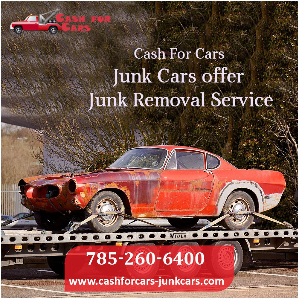 We Cash For Cars Junk Cars Provide Junk Removal Services Contact