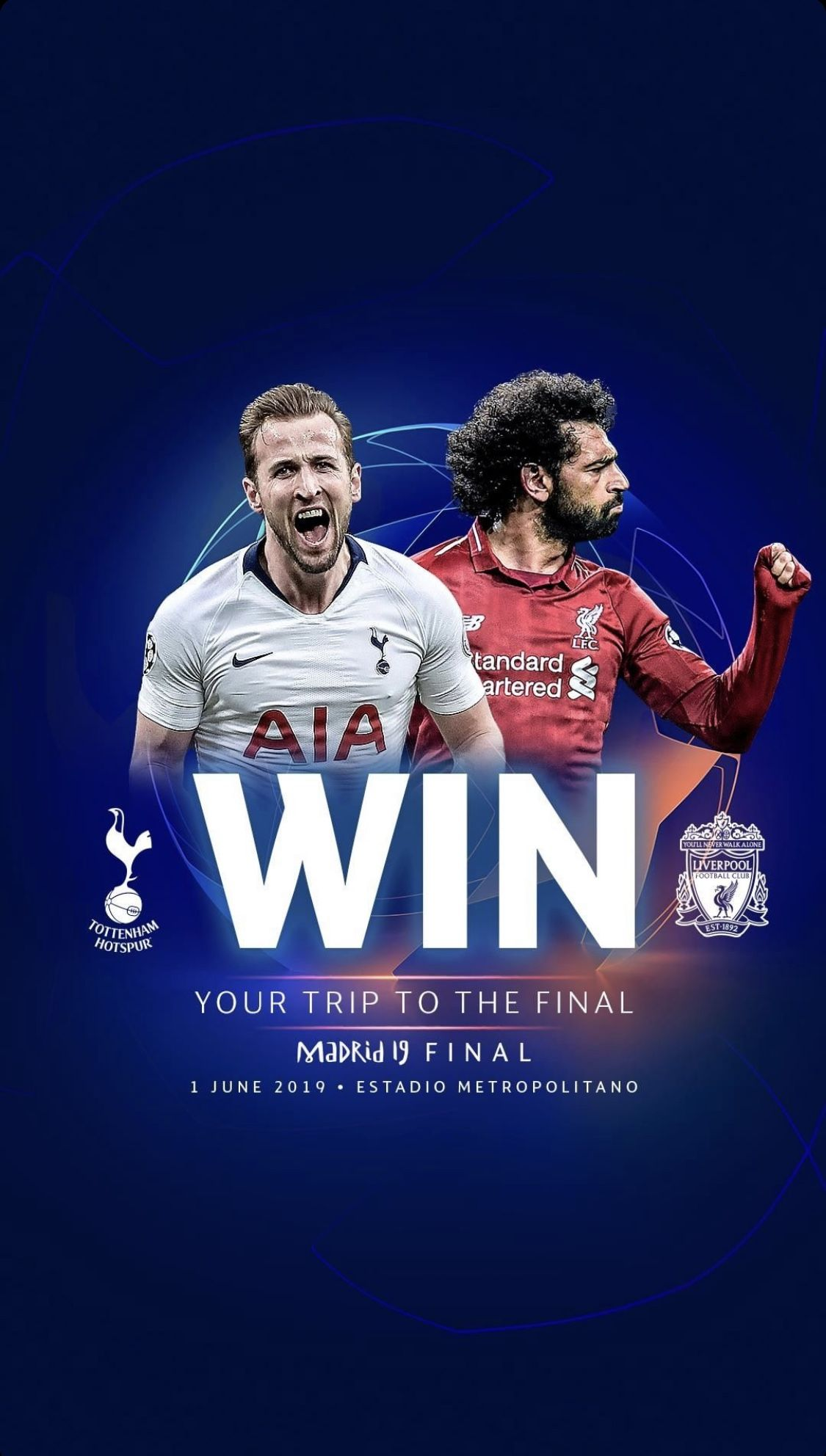 Liverpool Tottenham UEFA Champions League Final