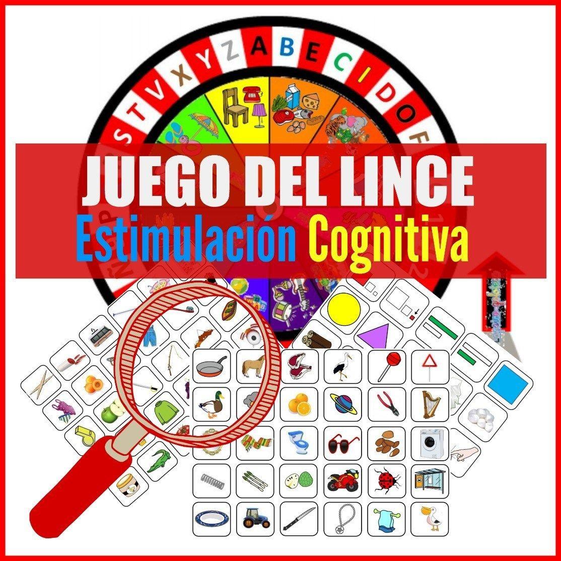 El Lince Multiusos Infosal Estimulacion Cognitiva Niños Juegos De Lenguaje Estimulacion Cognitiva