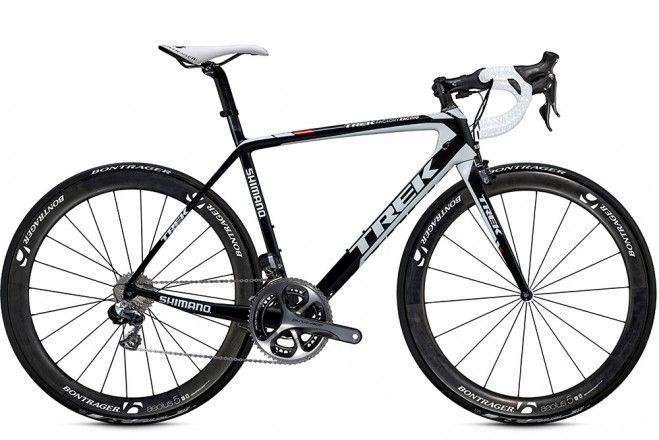 Trek Madone 7 That Will Be Used By Trek Factory Racing In 2014