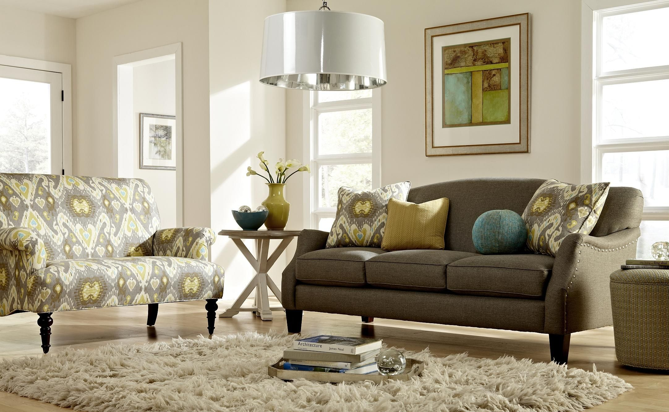 Unique for sure paired with the perfect shag rug and - Unique accent chairs for living room ...