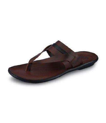 901251c9b Lee Fox Men s Sandals I-10 Brown Synthetic Size 10 UK