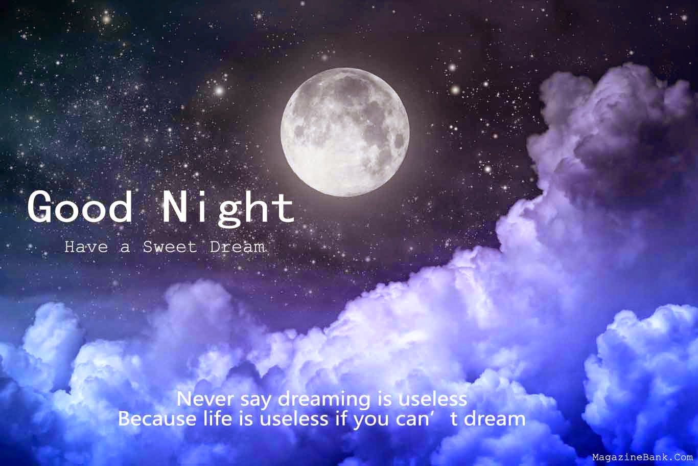 Sweet Good Night Sms Text Messages For Friends In English Sms