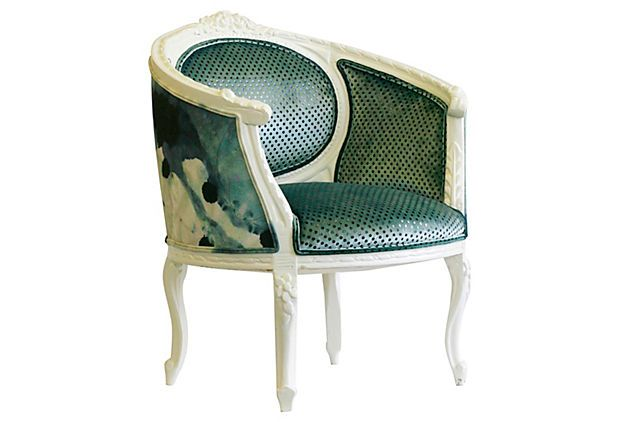 world market maxine chair teardrop swing paloma on onekingslane.com great contrast in fabric! | have a seat! pinterest ...