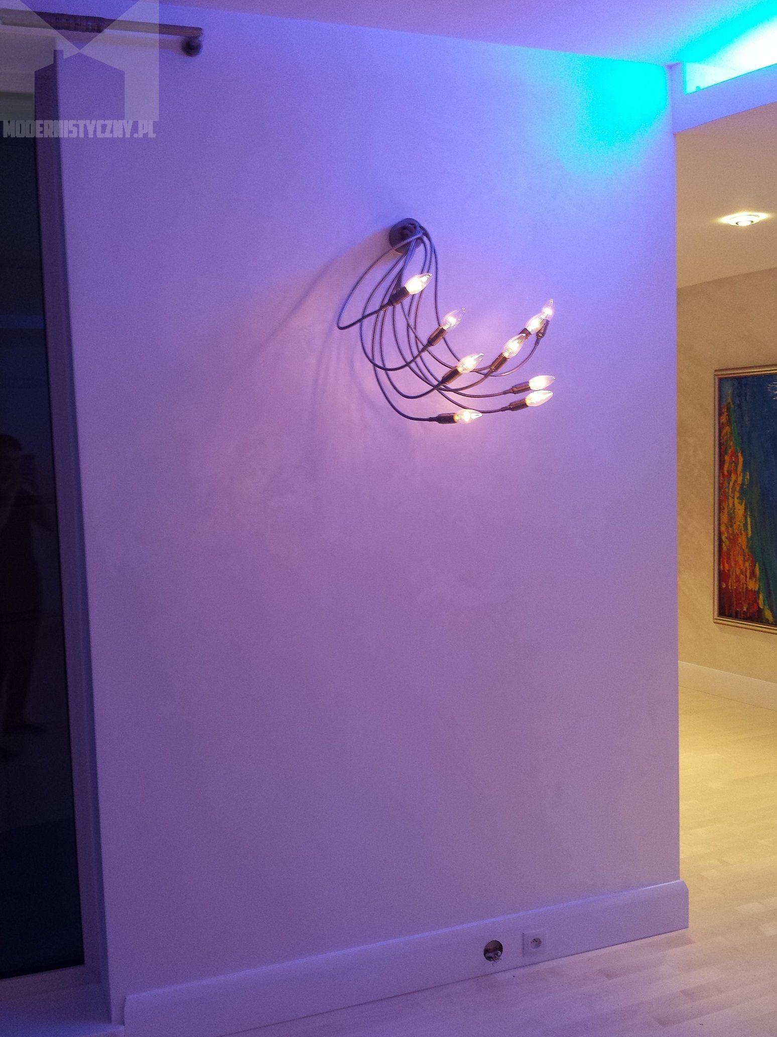 Oikos Ottocento Bianco Wall Silver Light Effect Farby I
