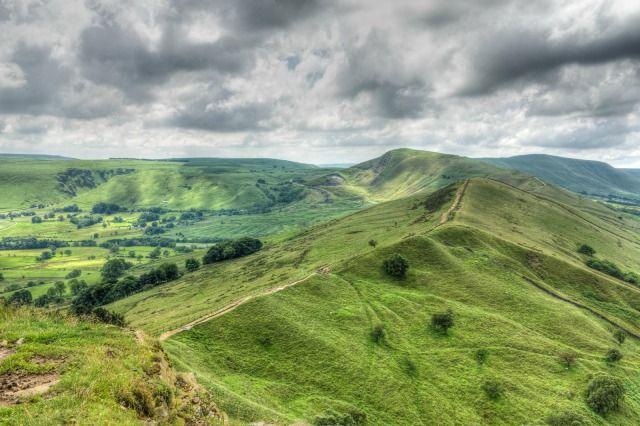 (PHOTO: TripAdvisor)  Best-rated natural outdoor attractions in the UK:  10. Ridge Walk Mam Tor to Losehill, Peak District  Mam Tor and Losehill in the Peak District are some of the area's most famous hills. From Mam Tor you can follow the crest of the Great Ridge until its end at Losehill. During the walk you'll get spectacular panoramic views of the Peak District, stretching north over the Edale Valley to Kinder Scout and the Derwent Moors.