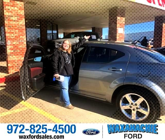 to Rebecca and your 2012 from Aaron Socolof at Waxahachie Ford!to Rebecca and your 2012 ...