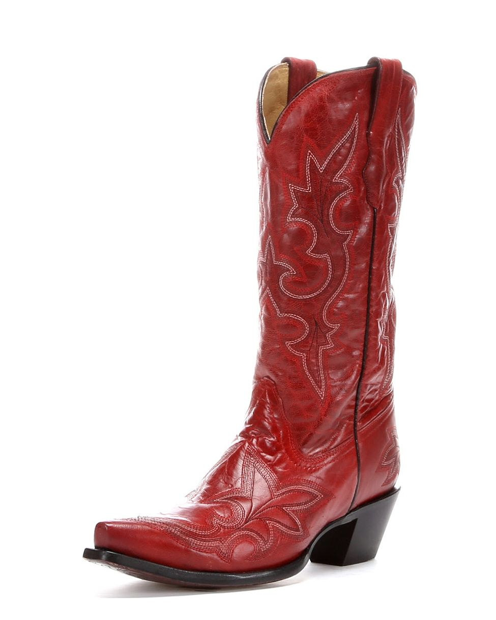 Leather Cowboy Boots Womens - Boot 2017