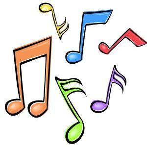 Dibujos Notas Musicales Para Imprimir Imagenes Y Dibujos Para Imprimir Music Notes Drawing Music Clipart Music Coloring