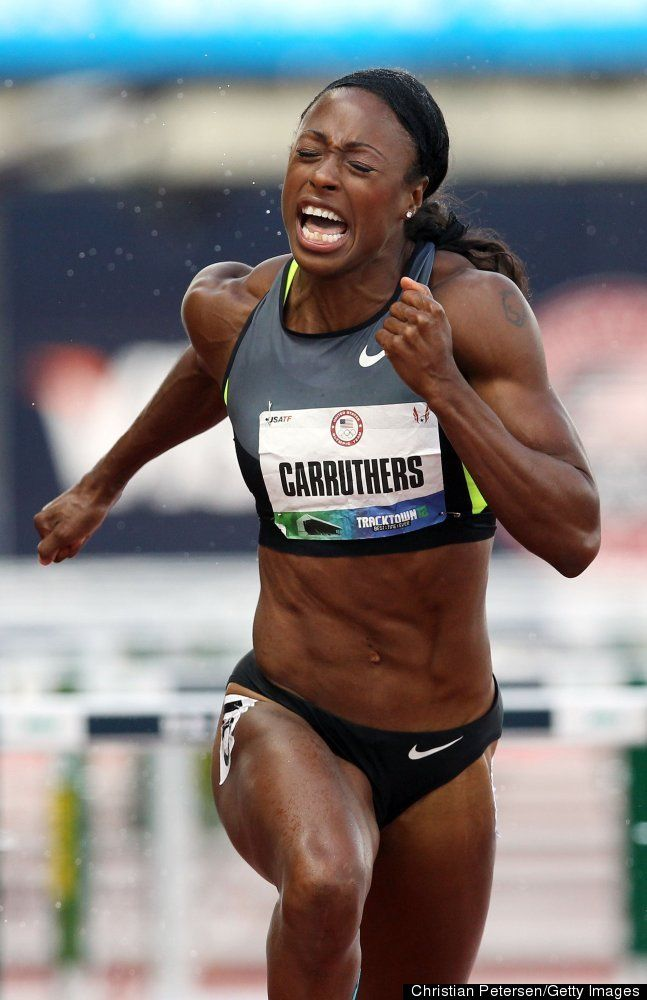 Image result for black woman athlete