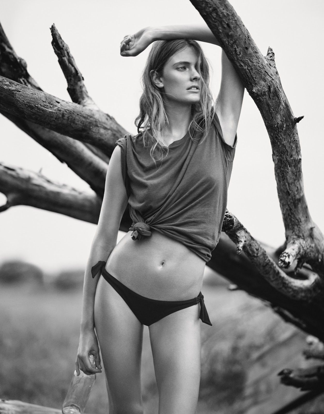 Constance Jablonski by Boo George  2016