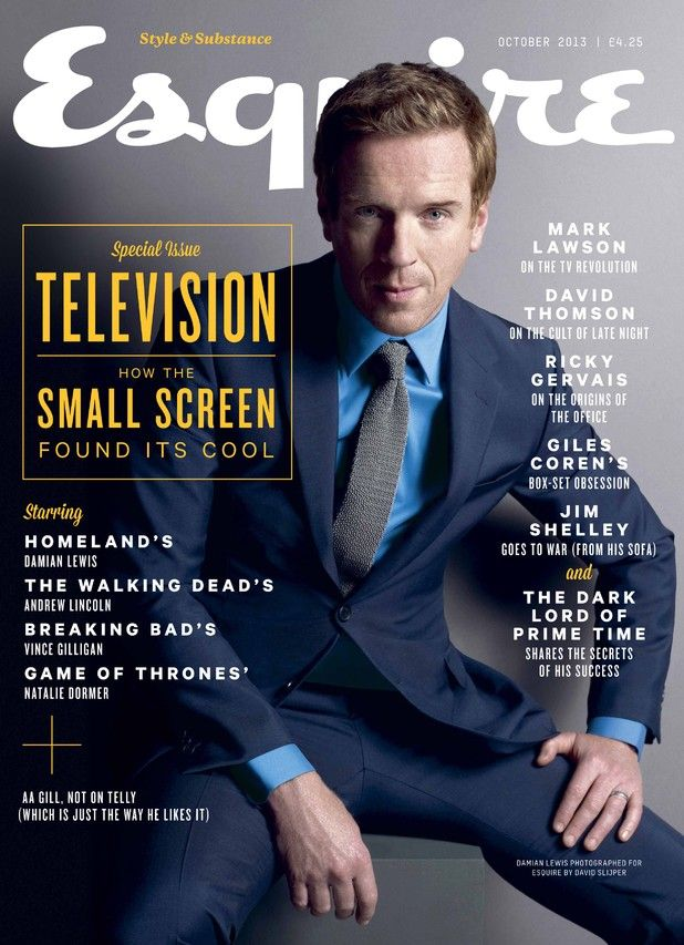 Esquire UK, October 2013 on Magpile