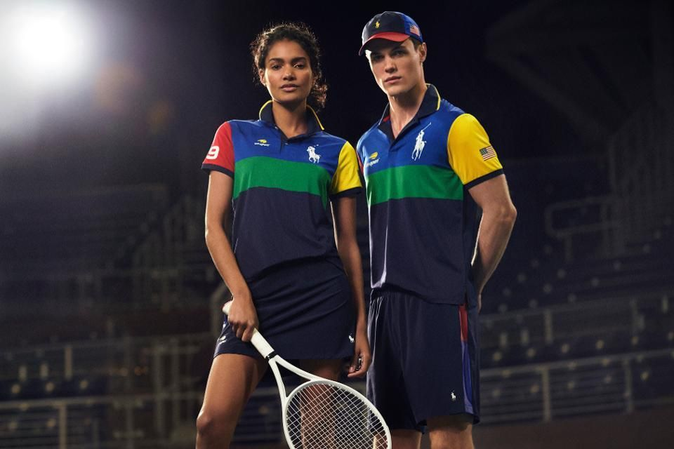 Ralph Lauren S 2020 U S Open Ball Person Uniforms Will Be Made From Recycled Tennis Ball Cans From Tournament Personalized Clothes Ralph Lauren Ralph
