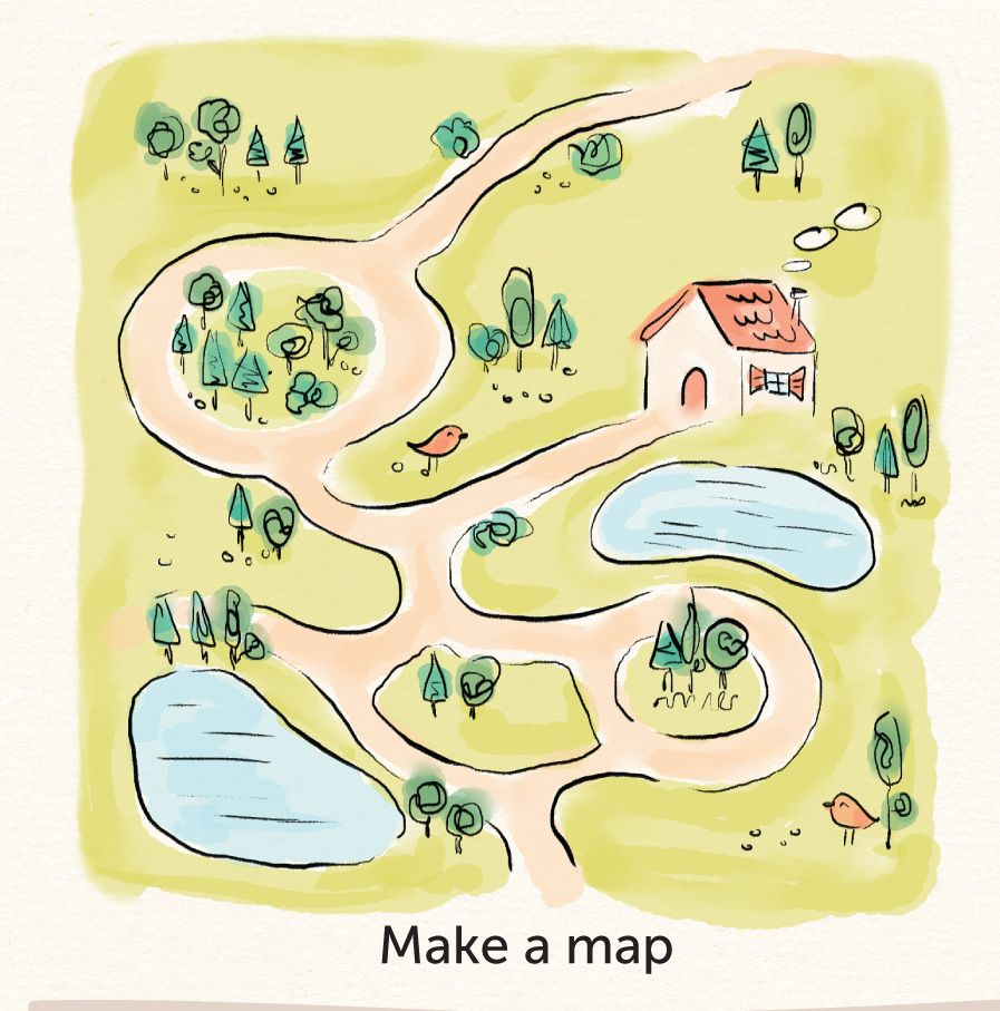 Blog | Lit Kits | fostering authentic literacy experiences. Map ...