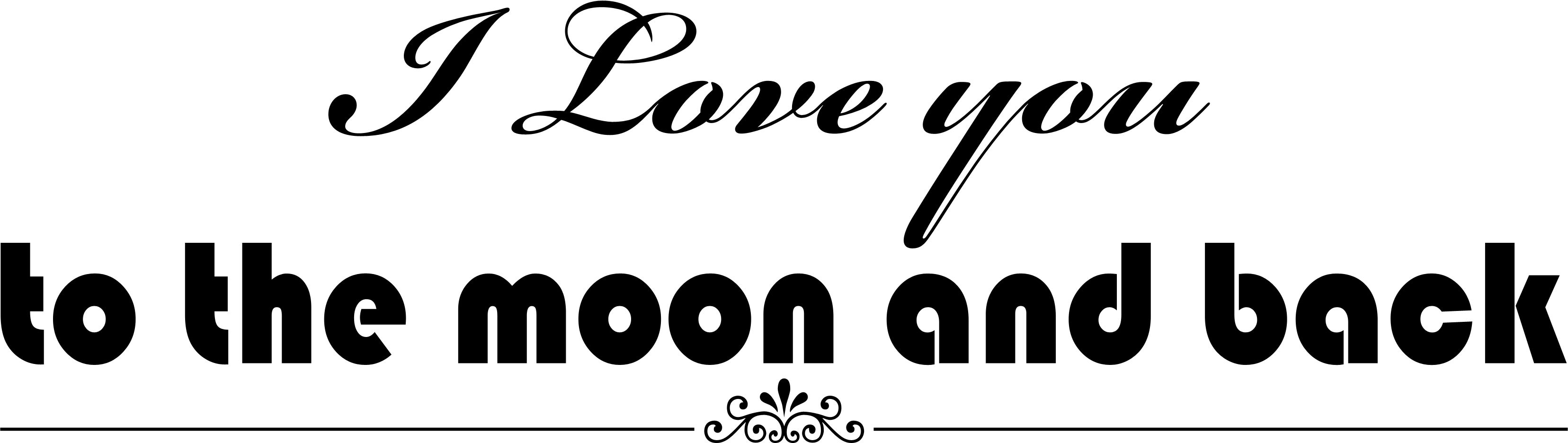 Pin By Photos Are Us On I Love You To The Moon Back Love