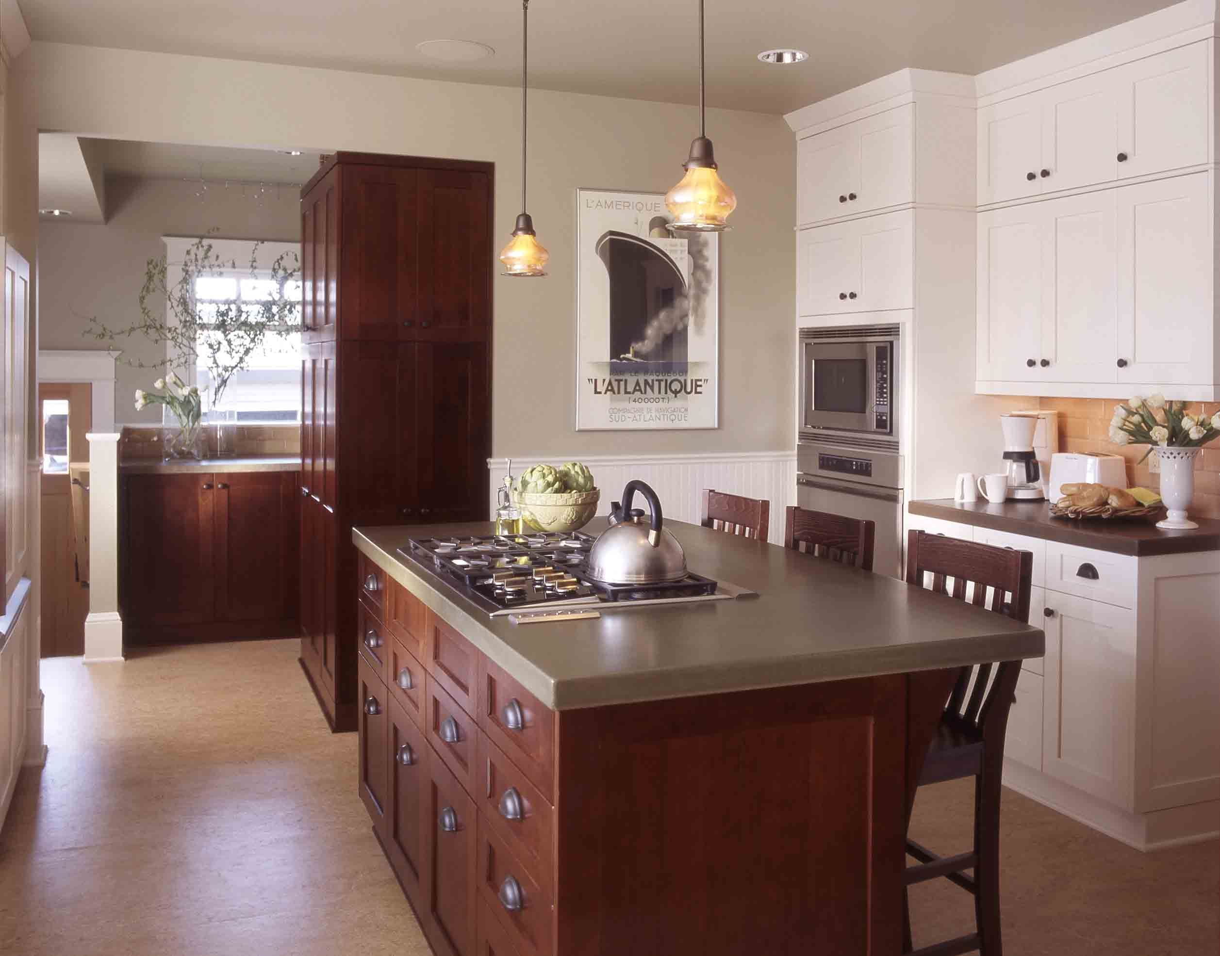Kitchen Designers Portland Oregon Craftsman Kitchen Remodel Portland Oregon  Craftsman Kitchen