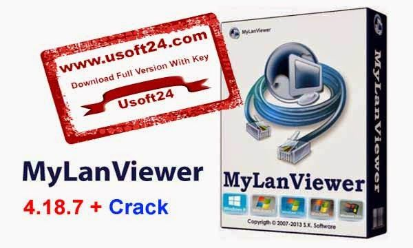 mylanviewer network/ip scanner review