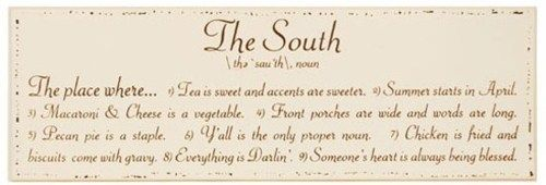 southern belle, born and raised
