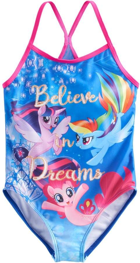 0efaa6349d349 Girls 4-6x My Little Pony