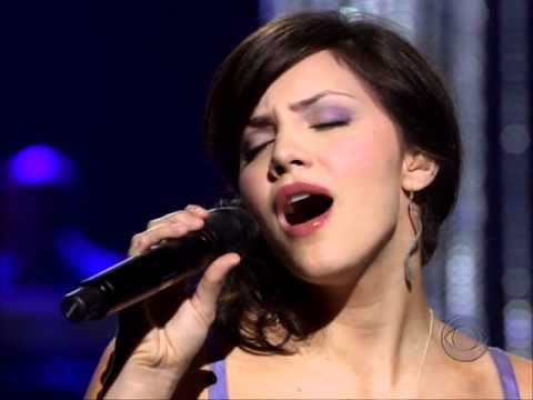 Katharine McPhee - Somewhere Over The Rainbow - A Home For The Holidays  Another of my favorite all time songs, performed by the amazing Katharine McPhee.